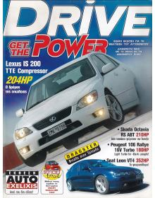 DRIVE - GET THE POWER
