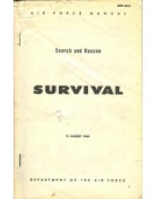 SURVIVAL (Air Force Manual: Search and Rescue)