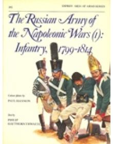 The Russian Army of the Napoleonic Wars (1), Men at Arms No 185, Osprey Publishing