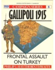 Gallipoli 1915, Σειρά CAMPAIGN No 8, Osprey Publishing