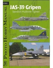 JAS-39 Gripen, Photo Hobby Manual 1003