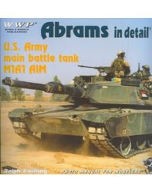 Abrams in detail, Wings & Wheels Publications (WWP)