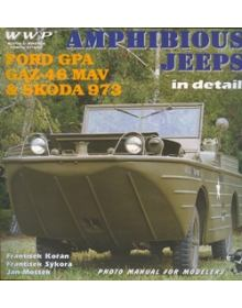 Amphibious Jeeps in Detail, WWP
