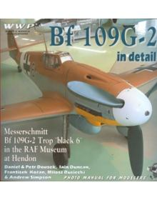 Bf 109 G-2 in Detail, WWP