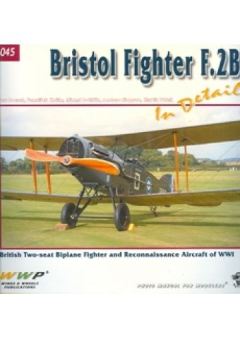 BRISTOL FIGHTER F.2B IN DETAIL
