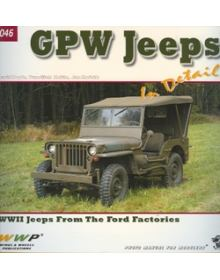 GPW Jeeps in  Detail, WWP