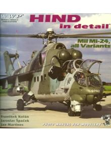 Hind in detail, Wings & Wheels Publications (WWP)