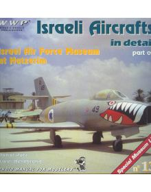 ISRAELI AIRCRAFTS IN DETAIL, PART 1