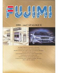 FUJIMI 1998-1999 CATALOGUE