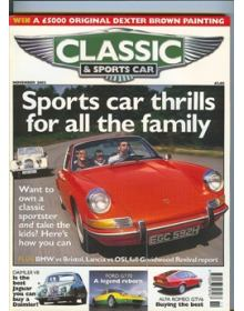 CLASSIC AND SPORTS CAR 2002/11