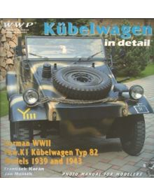 Kubelwagen in Detail, WWP