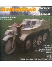 Kettenkrad in Detail, WWP