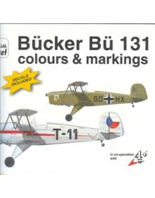 BUCKER BU 131 COLOURS & MARKINGS 1/72