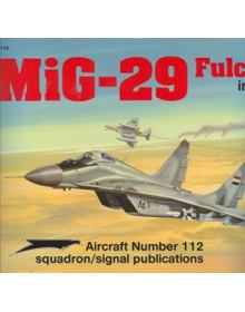 MIG-29 FULCRUM IN ACTION