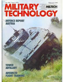 Military Technology 2000 Vol XXIV Issue 07