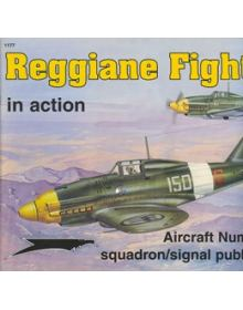 Reggiane Fighters in Action