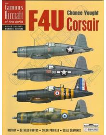 F4U Corsair, Famous Aircraft of the world no 3, Periscopio Publications
