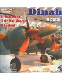 Ki-46 III Dinah in Detail, WWP
