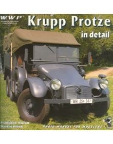 Krupp Protze in detail, Wings & Wheels Publications (WWP)