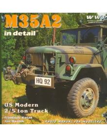 M35A2 DEUCE IN DETAIL