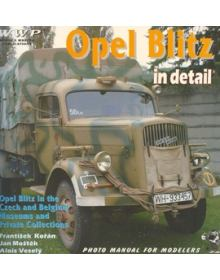 Opel Blitz in detail, Wings & Wheels Publications (WWP)