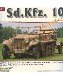 Sd.Kfz. 10 DEMAG IN DETAIL
