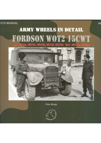 FORDSON WOT2 15CWT