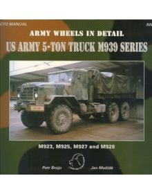 US ARMY 5-TON TRUCK M939 SERIES