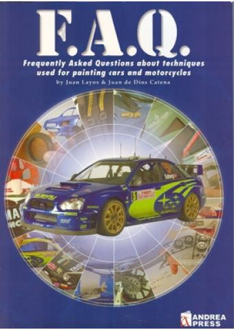 FAQ - Frequently Asked Questions About Modelling Cars and Motorcycles, Andrea