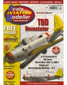 Scale Aviation Modeller International 2005/09, Vol. 11 Issue 09