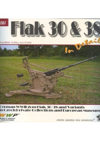 Flak 30 & 38 in Detail, WWP