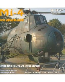 Mi-4 Hound in detail, Wings & Wheels Publications (WWP)