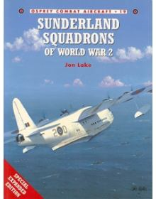Sunderland Squadrons of World War 2, Combat Aircraft no 19, Osprey