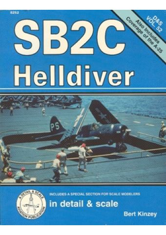 SB2C Helldiver in Detail & Scale Vol. 52