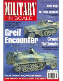 MILITARY IN SCALE 2002 / 02