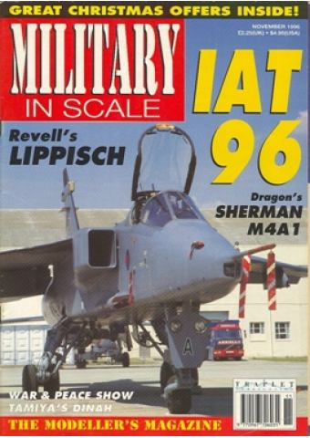 MILITARY IN SCALE 1996 / 11