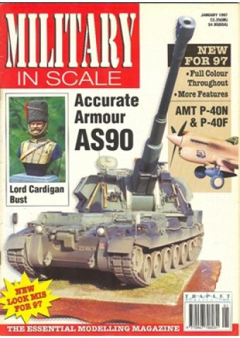 MILITARY IN SCALE 1997 / 01