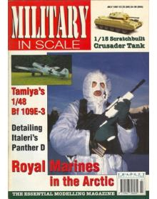 MILITARY IN SCALE 1997 / 07