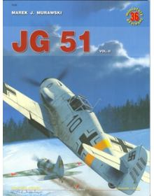 JG 51 Vol. II, Air Miniatures series no 36