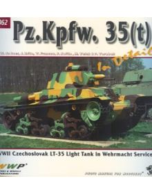 Pz.Kpfw. 35(t) in Detail, Wings & Wheels Publications (WWP)