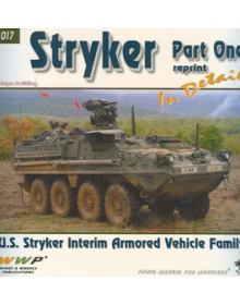STRYKER IN DETAIL PART ONE (REPRINT)