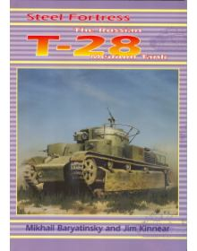 Steel Fortress: The Russian T-28 Medium Tank