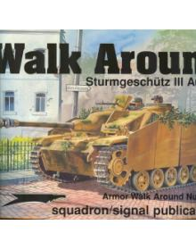 WALK AROUND STURMGESCHUTZ III AUSF.G