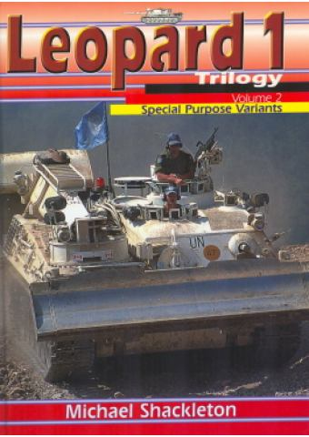 Leopard 1 Trilogy Volume 2, Barbarossa