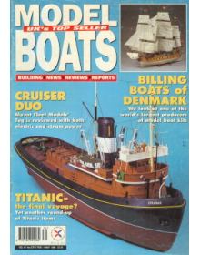 Model Boats 1999 (5th February - 4th March)
