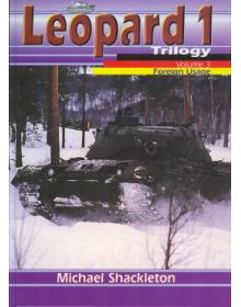 Leopard 1 Trilogy Volume 3: Foreign Usage, Michael Shackleton, Barbarossa Books