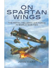 On Spartan Wings, John Carr