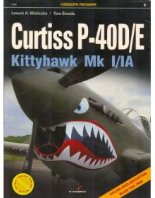 Curtiss P-40D/E, Photosniper no 5, Kagero Publications