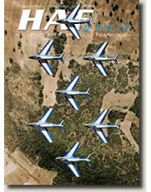 HELLENIC AIR FORCE YEARBOOK 2012