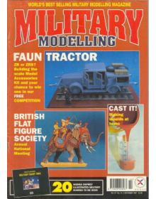 Military Modelling 1997 Vol 27 No 14